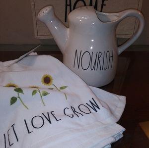 Rae Dunn love and nourish bundle